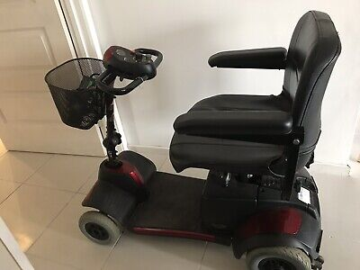 mobility scooters used