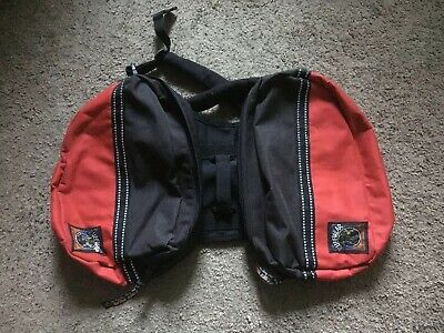 Ruffwear Dogs On The Go Float Coat Dog Life Size Medium Red Backpack