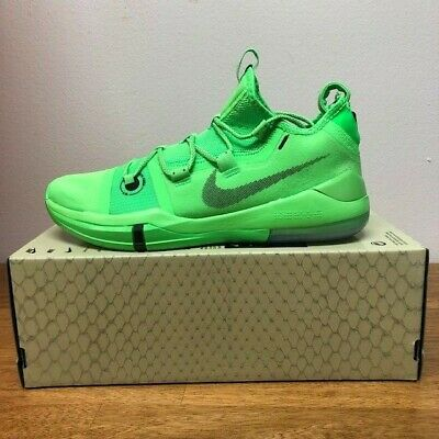 e5a584fb41ca Nike Kobe AD Exodus Men s Basketball Shoes Green Strike AR5515-301 Size 11--