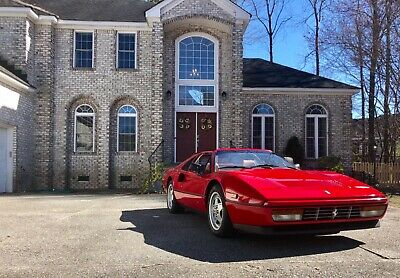 1989 Ferrari 328 GTS FERRARI 328 GTS MINT CONDITION