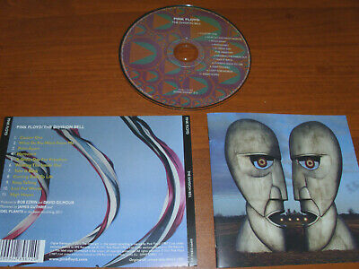 """Pink Floyd """" The Division Bell """" 2011  Cd !"""