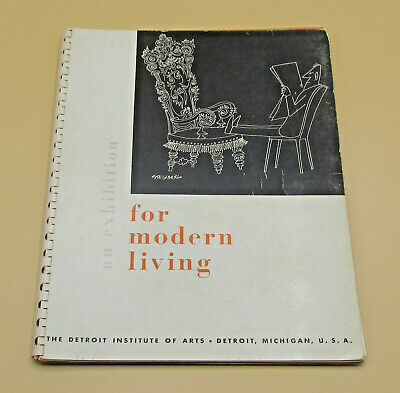 an exhibition for modern living 1949 The Detroit Institute of Arts Girard