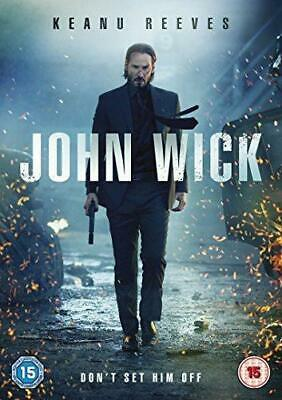 John Wick [DVD] [2015], Very Good DVD, Alfie Allen, Willem Dafoe, Michael Nyqvis