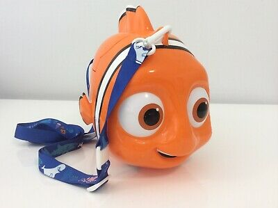 Tokyo Disney Sea Limited Finding Nemo Popcorn Bucket Container - Excellent