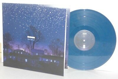 BANE Don't Wait Up LP Vinyl Blue Opaque Ltd Ed Gatefold Hardcore Punk PLAYS WELL