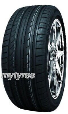 4x SUMMER TYRES HI FLY HF 805 225/55 R17 101W XL