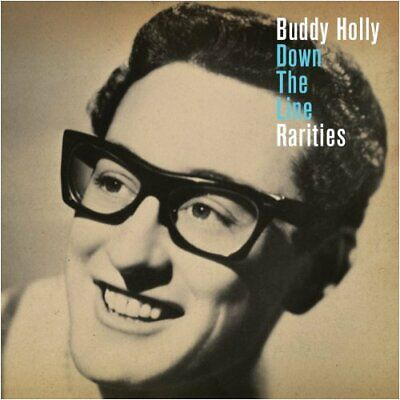 Buddy Holly - Down The Line: The Rarities CD (2) Commercial Marketing NEW