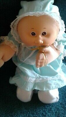 Vintage Cabbage Patch Kid Baby Fully Dressed