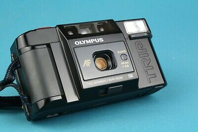 Olympus Trip AF MD Fully Automatic 35mm Camera With Zuiko 35mm f/3.8 Lens