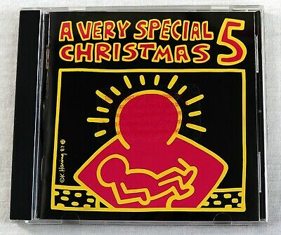 Varios 2001 a Very Special Christmas 5 Promo Comp CD 0694931382 M/NM Dido