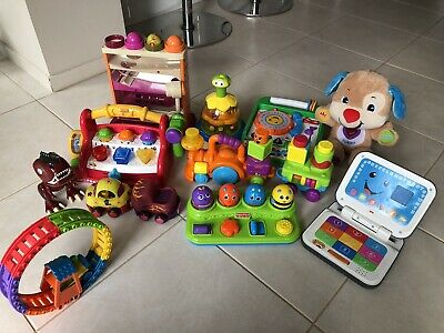 Kids , Baby And Preschool Toy Bundle Fisher Price