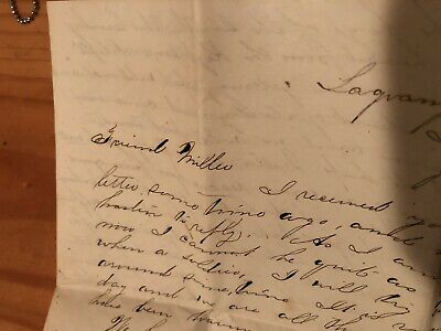 1865 Letter-ExCivil War Soldiers -Ohio 5th Regiment- Amazing Find