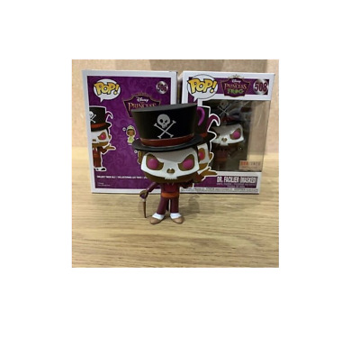 Funko Pop! Disney Princess & The Frog Dr. Facilier Boxlunch Exclusive