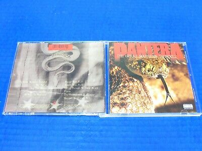 Pantera - The Great Southern Trendkill [PA] - 1996 Metal CD Excellent Condition