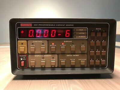 Keithley 224 Programmable Current Source