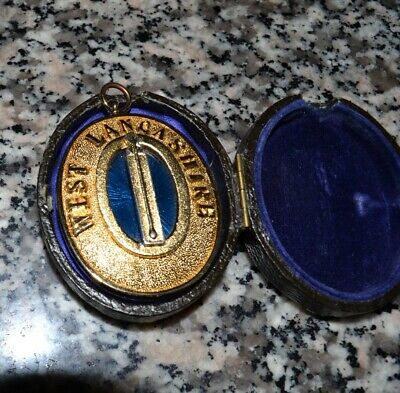 masonic Provincial collar Jewel with case