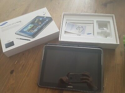 Tablet PC Samsung Galaxy Note GT-N8000 16 Go, Wi-Fi + 3G (Désimlocké), 25,7...