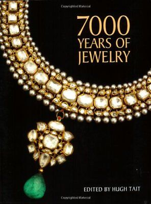 7000 Years of Jewelry by Hugh Tait (Paperback)