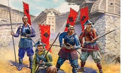 Wargame No# 13 - Attack of the Warrior Monks in Bushido Forest 1542