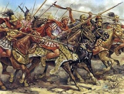 Wargame No# 14 The Battle of Issos 333 BC
