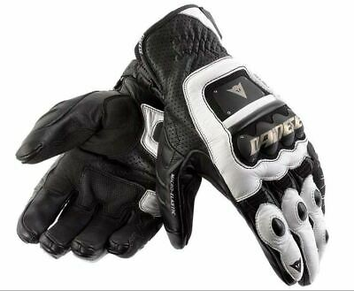 acefc7df NEW DAINESE 4-STROKE Evo Black Black Black Motorcycle Race Gloves ...