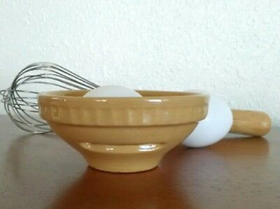 Vintage Ceramic Egg Separator T.G. Green Ltd. Made In England Exc. Cond.
