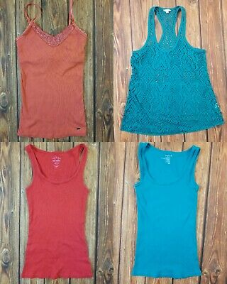 712f83dcc38 JUNIORS TANK TOPS Size XS Extra Small LOT ~ Aeropostale ~ Old Navy