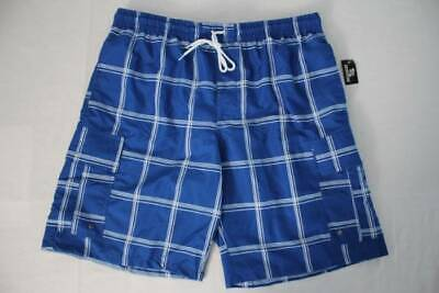 "Men/'s /""POOL BOY/"" Graphic design /""South Beach/"" swimwear Blue and Cool!"