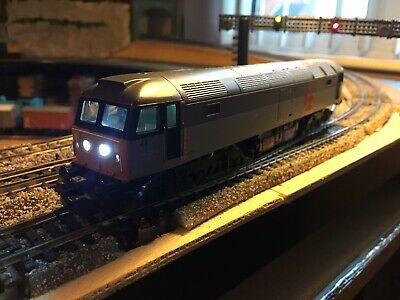 Hornby Class 47 Diesel With TTS Sound And Directional Lights