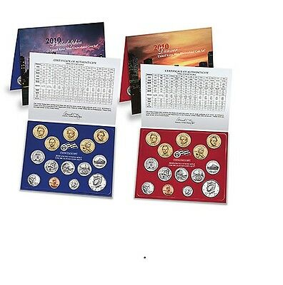2008 United States BU Annual Mint 28 Coin Set in Sealed Box With COA