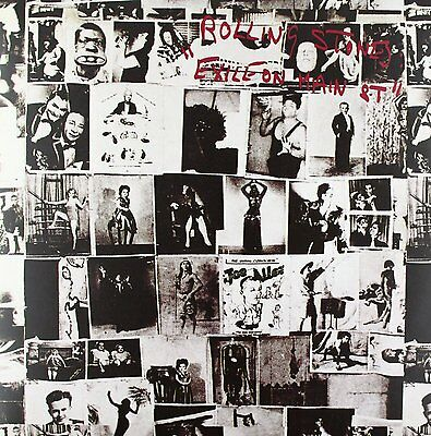 """The Rolling Stones  """"exile On Main Street New Sealed Deluxe Double Cd Album"""""""