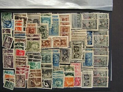 Poland - Fine Study Collection Of Earlies/locals - On Large D/s Stocksheet