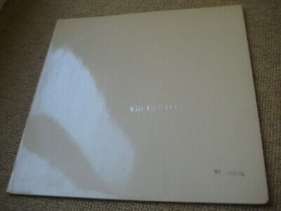 The Beatles White Album LP UK Stereo 1st Press Ex/Ex+ [TOPLOADER]    ...RH