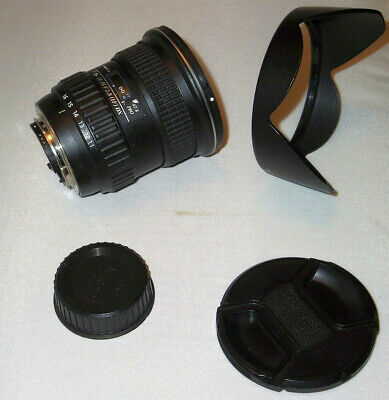 Tokina AT-X PRO SD 11-16mm F2.8 (IF)  DX Lens for Nikon