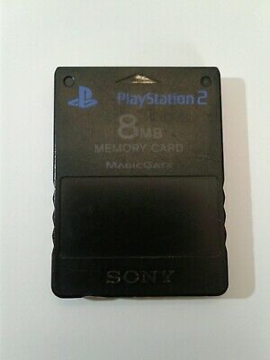 FMCB Official / Genuine Sony PlayStation 2 Memory Card with Free Mcboot 1.966