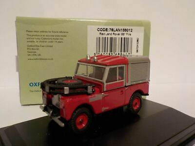 Model Car, Land Rover Fire,  1/76 New