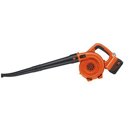 Black & Decker 40V, Lithium Ion Sweeper/Blower LSW36