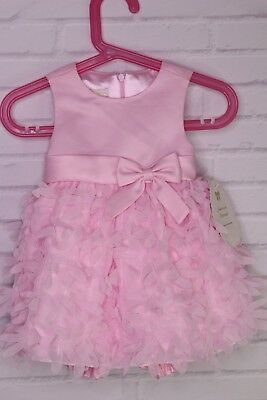 AMERICAN PRINCESS ICE Pink Girl Plus Size 14.5 Sequin Party ...