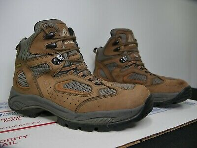 78195fd0b5c VASQUE BREEZE GORE-TEX Brown Leather Backpacking Hiking Boots 7466 Men's 9.5