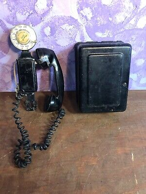 Vintage Western Electric 43A Space Saver Telephone