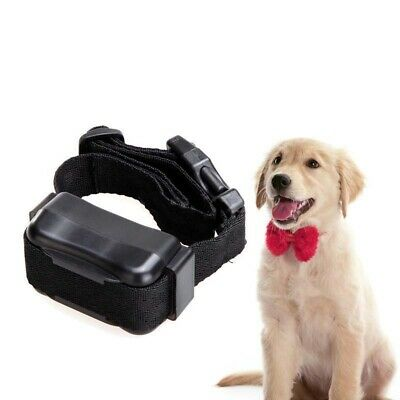 Training Dog Stop Barking Anti No Bark Control Collar Auto Static Shock Collar