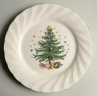"Nikko ""Happy Holidays"" Dinner Plate 10 3/4"""