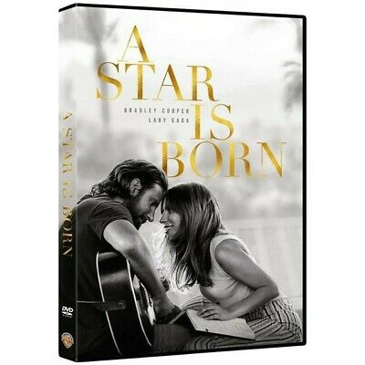 DVD A Star Is Born - Lady Gaga, Bradley Cooper, Sam Elliott, Andrew Dice Clay, R