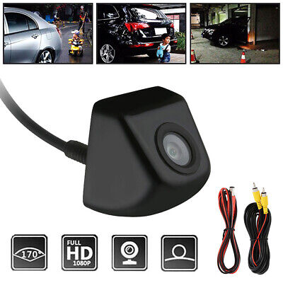 170°IR Waterproof Reverse Car Rear View Backup Parking Camera Night Vision