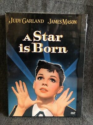 A Star Is Born (DVD, 1999, Widescreen) Judy Garland, James Mason 1954 Version