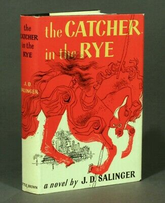 The ebook catcher in the rye
