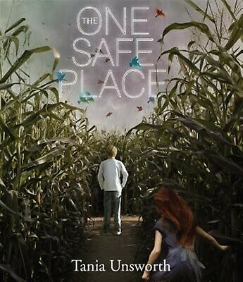 The One Safe Place by Unsworth, Tania CD-AUDIO