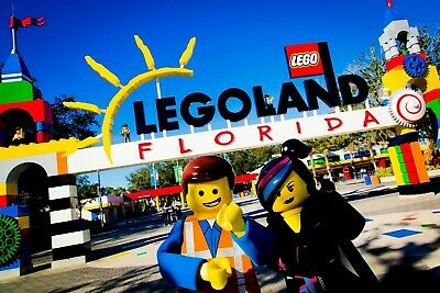 Mega Deal Alert!!! -Legoland Florida Tickets $35   A Promo Discount Savings Tool
