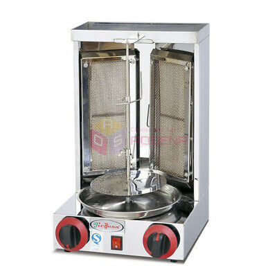 Spinning Grills Rotary LPG Gas kebab Machine Rotisseries Roaster BBQ Broilers