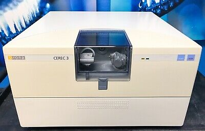 CEREC Compact Milling Unit 2005 with 53 mills